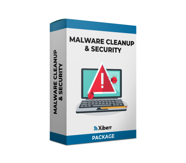 Malware Cleanup & Security