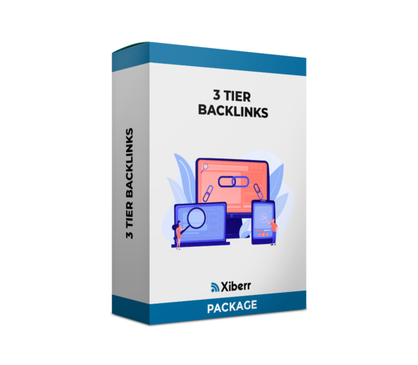 3 Tier Backlinks
