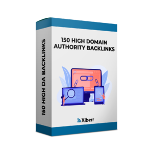 150 High Domain Authority Backlinks